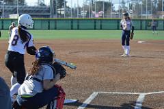 Girls softball: Team loses close game against Saratoga HS