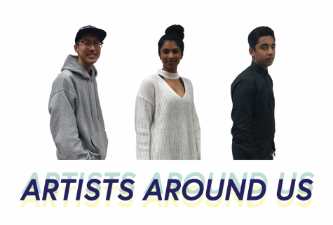 Artists Around Us