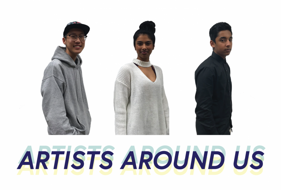 Artists Around Us: The stories of singers at MVHS