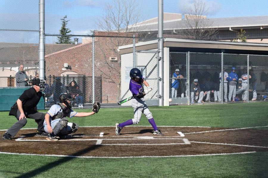 Baseball: MVHS falls to Santa Clara HS in first home game