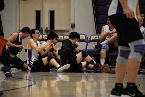 Boys volleyball: MVHS glides past Lynbrook HS in first home game