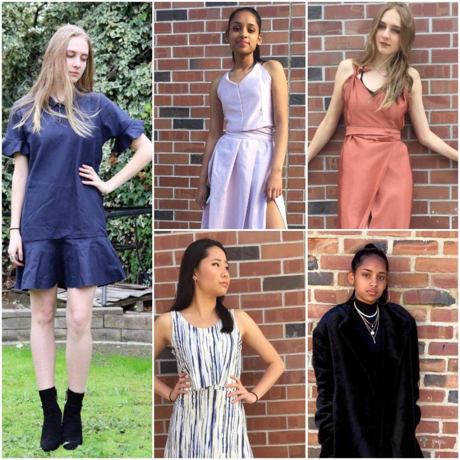 A passion for fashion: Fashion club members express why they love fashion