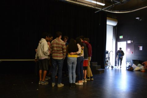 Improv Club hosts first lunchtime performance