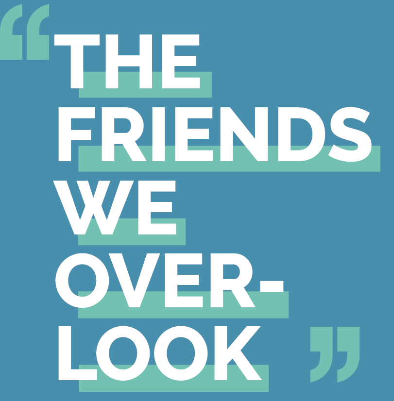 The friends we overlook: Why need-based friends are not mindful friendship investments