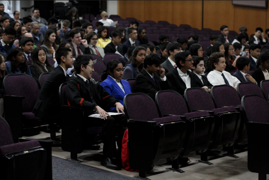 Model+UN+hosts+conference+at+MVHS