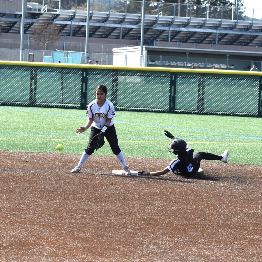 Softball: MVHS loses to Gunn HS in second home game of the season