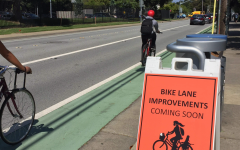 New McClellan Rd. bike lane aims to improve safety
