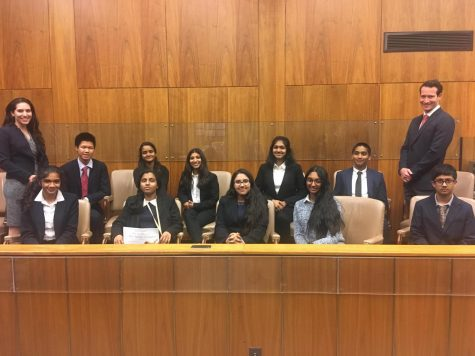 Mock Trial end of the year Q&A