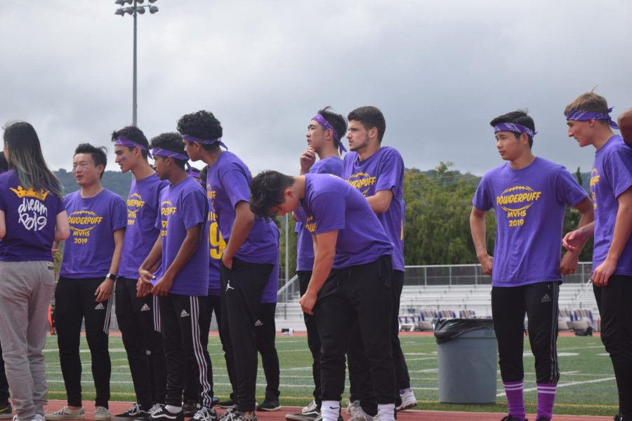 Powderpuff: How each grade level prepared for and executed their performances