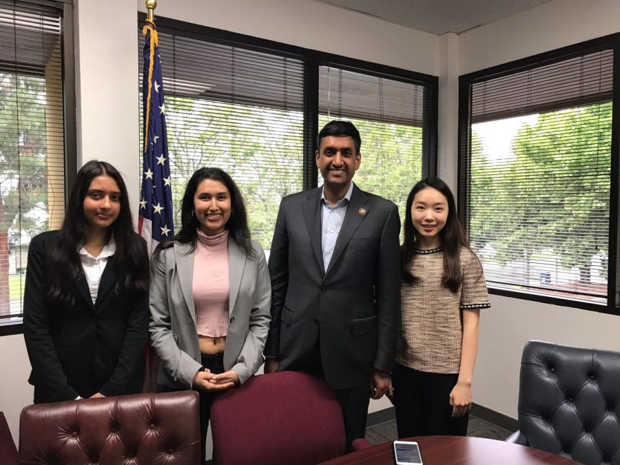 Congressman Ro Khanna discusses his policies