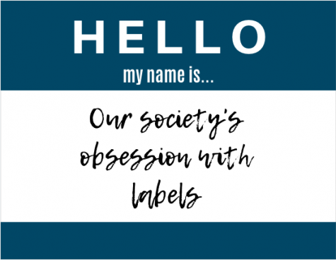 Our society's obsession with labels