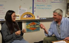 With you until the end: seniors and teachers reflect on their relationships