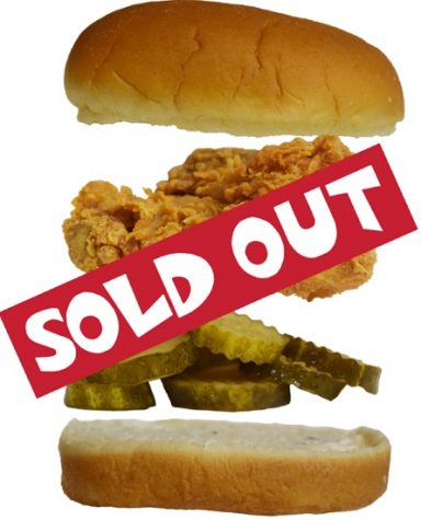 Sold out: Reactions to the new Popeyes chicken sandwich