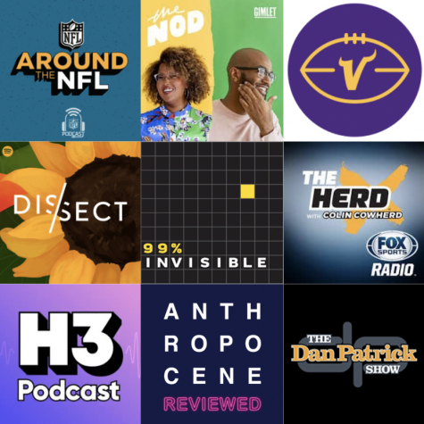 MVHS community's podcast picks