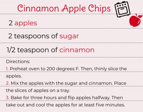 Homemade Hipster: Cinnamon Apple Chips
