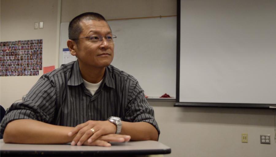 Math teacher Joe Kim sits down with El Estoque to answer 50 questions.