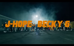 "J-Hope and Becky G release addictive remake of hip-hop track ""Chicken Noodle Soup"""