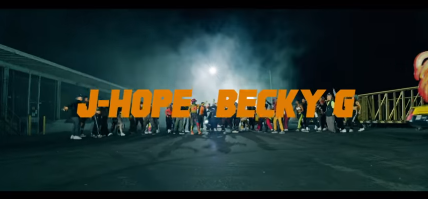J-Hope and Becky G release