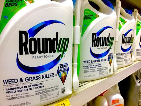 Herbicide Roundup Discontinued