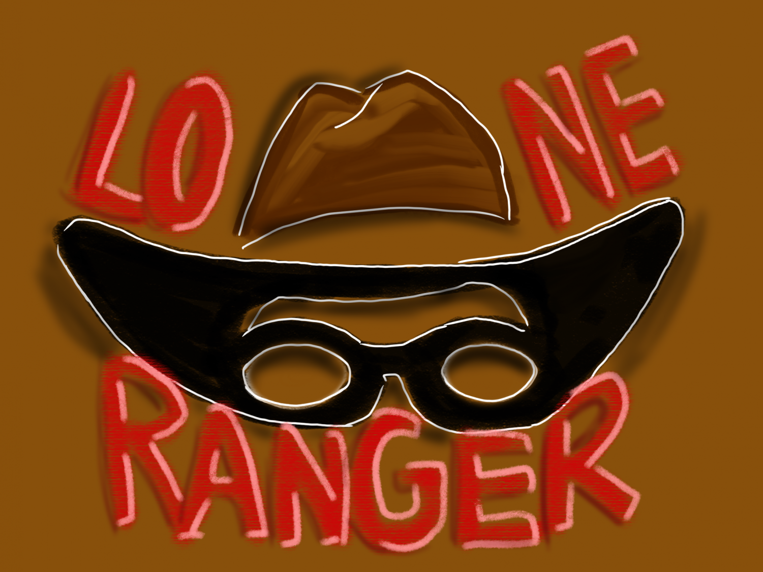 Lone Ranger: A factor of Depression