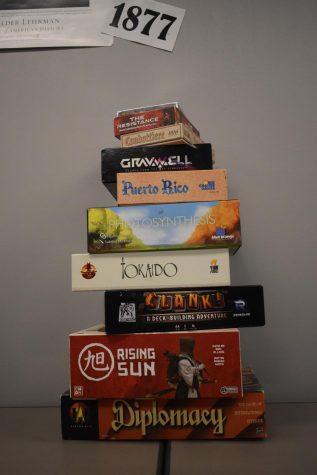 The Right Move: history teacher David Hartford's love for board games