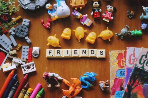 A learning experience: the story of our friendship