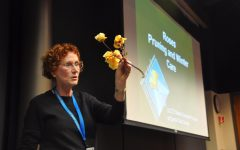 Winter Care of Roses: Master Gardeners learn about rose care