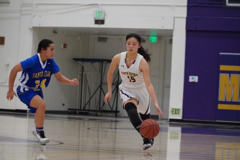 Girls Basketball: Team narrowly defeats Santa Clara HS