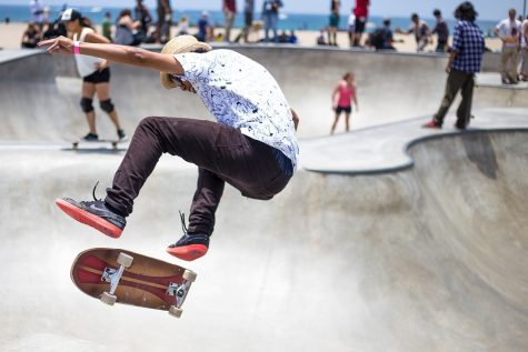 Skateboarding's debut as a sport in the Tokyo 2020 Olympics