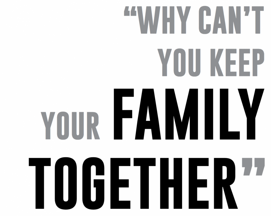 Family together: exploring the lives of students and teachers in single parent families