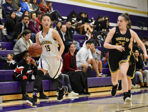 Girls Basketball: MVHS falls to Mountain View HS after struggling to maintain possessions