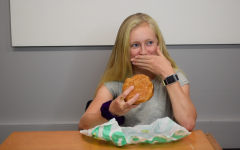Students react to the Impossible Burger