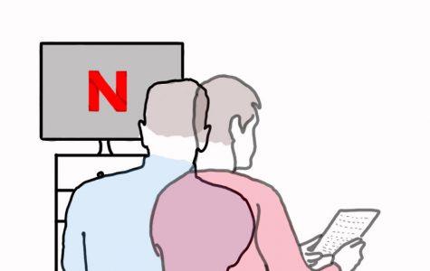 Binge-watching on Netflix