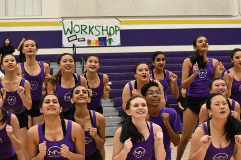 The Northern California State Classic is an event organized by the United Spirit Association (USA) and hosted by MVHS. After four weeks of back-to-back competitions on the weekends, the dancers competed on Feb. 8 in a pool of 19 local high schools.