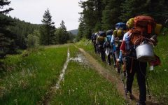 Path to the Peak: Members of the MVHS community share their backpacking experiences