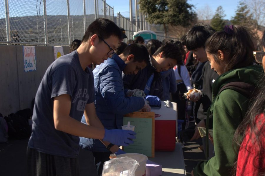 2020 Club Food Day in Photos