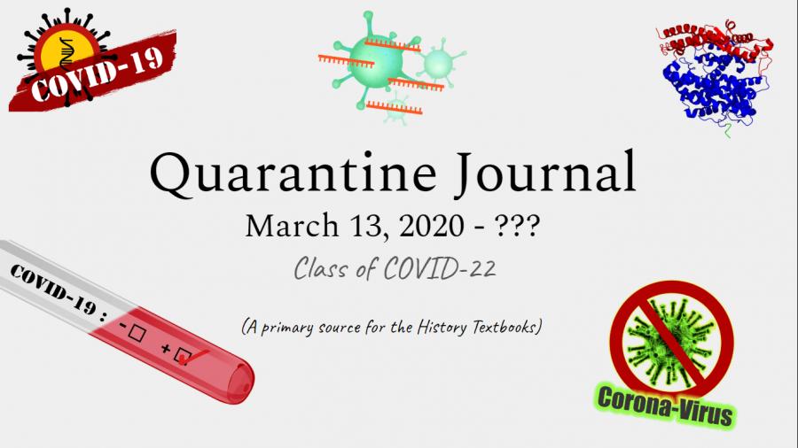 Quarantine+Journal