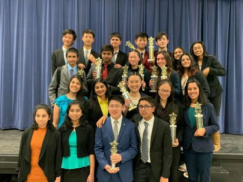 Record number of MV Speech students qualify for States
