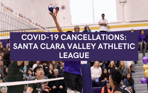 All Santa Clara Valley Athletic League sports suspended