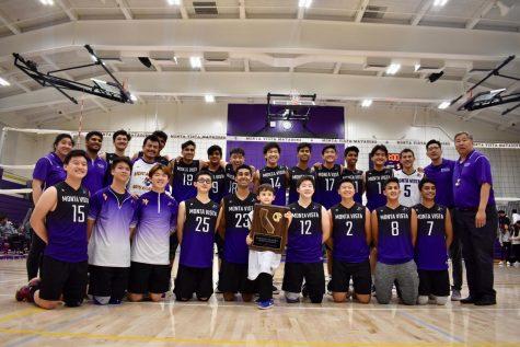 Boys Volleyball: Class of 2020 Seniors