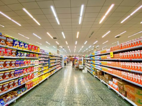 Grocery stores implement safety measures in light of COVID-19