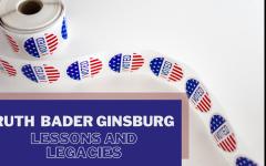 Lessons and legacies of Ruth Bader Ginsburg