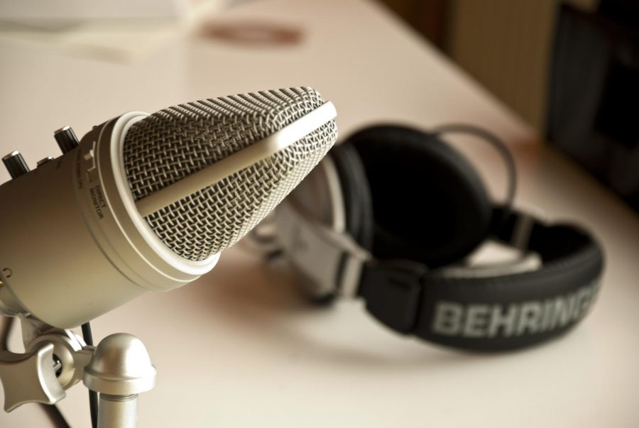Podcasts are a rising form of media, whether it's a form of information or entertainment.