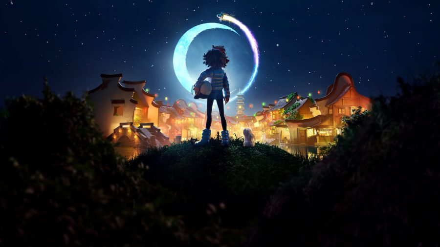 'Over the Moon,' shines in its graphics, soundtrack and storytelling
