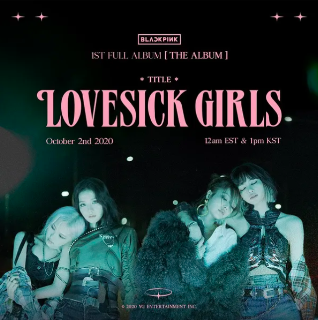 %22Lovesick+Girls%2C%22+the+title+track+of+Blackpink%27s+%22The+Album%2C%22+evokes+feelings+of+2010s+pop+nostalgia.+