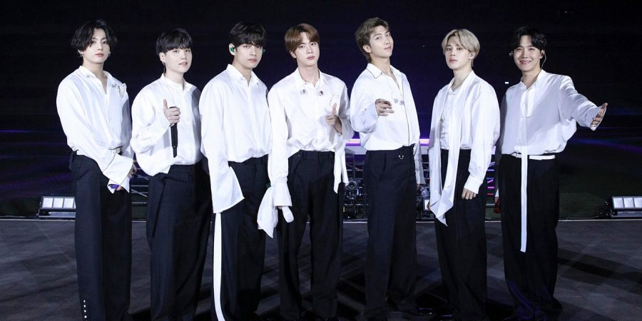 BTS performed title track Life Goes On and single Dynamite live at the 2020 American Music Awards