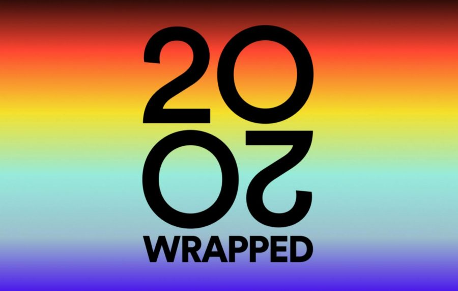 Spotify%27s+2020+wrapped+allows+students+and+staff+to+reflect+on+their+past+year+in+music