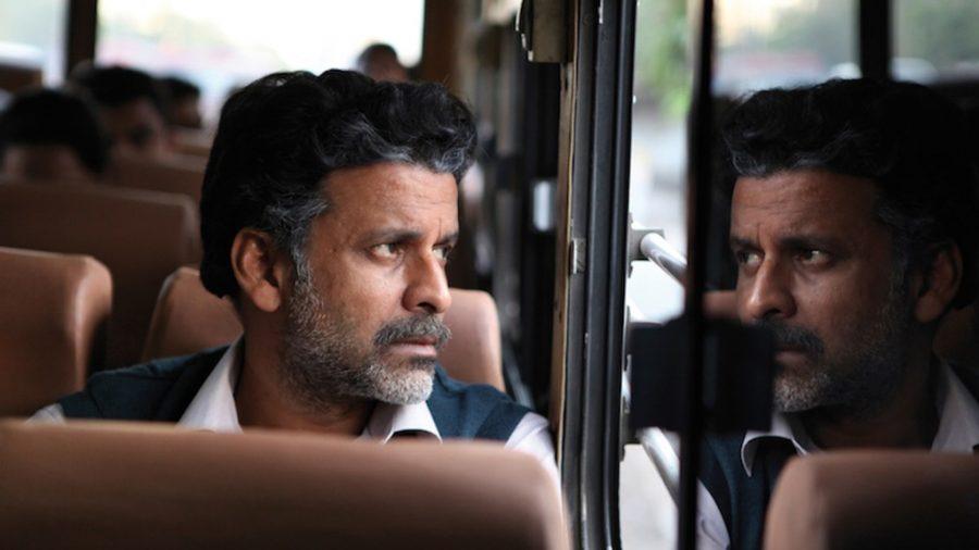 A scene from Aligarh (2015)