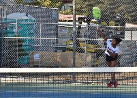 Girls Tennis: MVHS defeats Homestead in its first match of the season