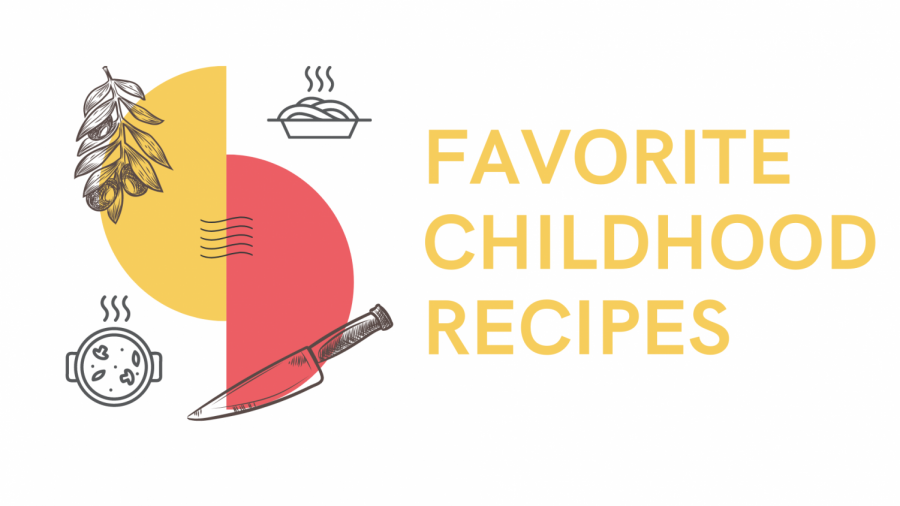Favorite childhood dishes